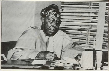 Chief Adeola Odutola